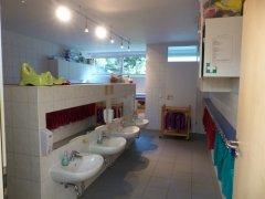 Kinderbad - Sanitärbereich